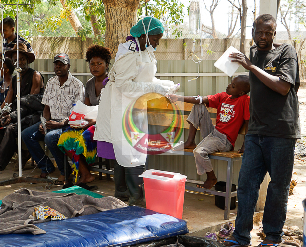 Harare Cholera Outbreak: rights doctors blast government