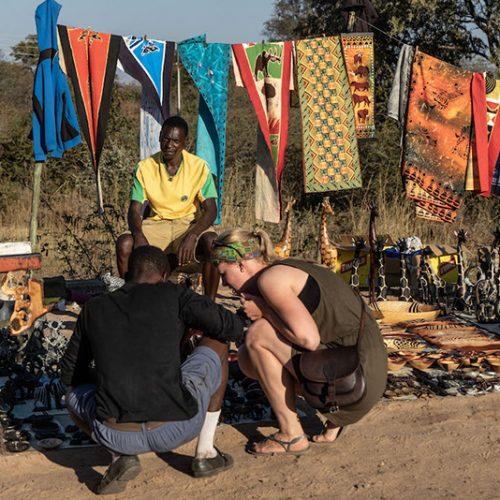 Zimbabwe's tourism booming after Mugabe exit