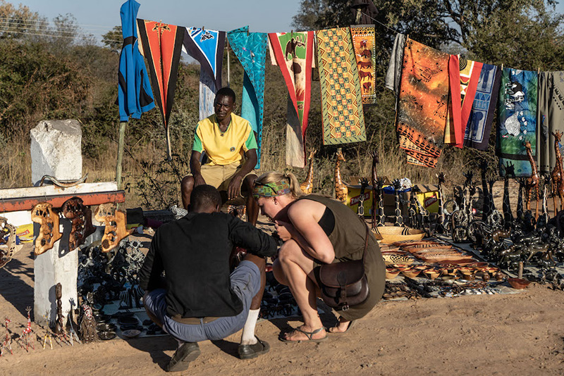 Zimbabwe's tourism booming after Mugabe exit