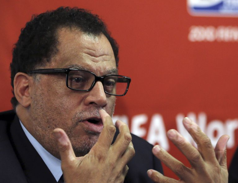 Southern Africa backs Danny Jordaan for FIFA Council place