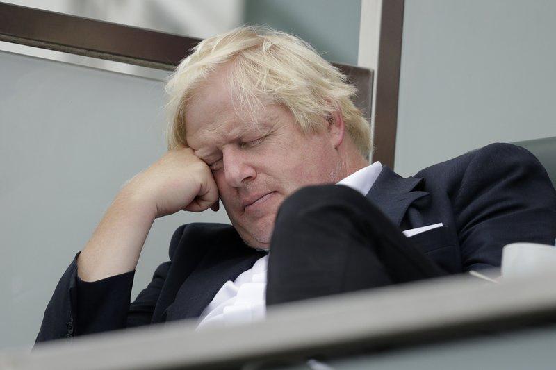 Boris Johnson's Brexit 'suicide vest' comment sparks furore