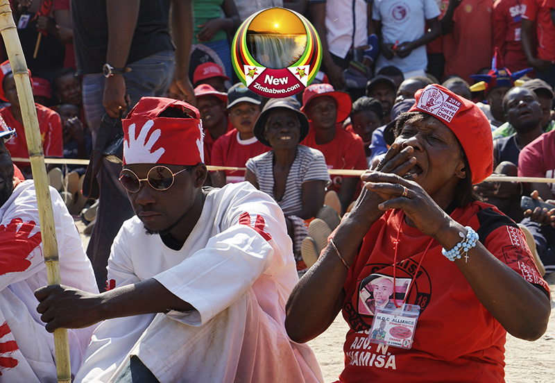 IN PICTURES: MDC Alliance Chitungwiza 'Thank You' rally