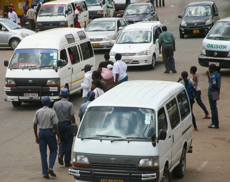 FUEL CRISIS: Kombi fares hiked daily; commuters forced walk several kilometres home