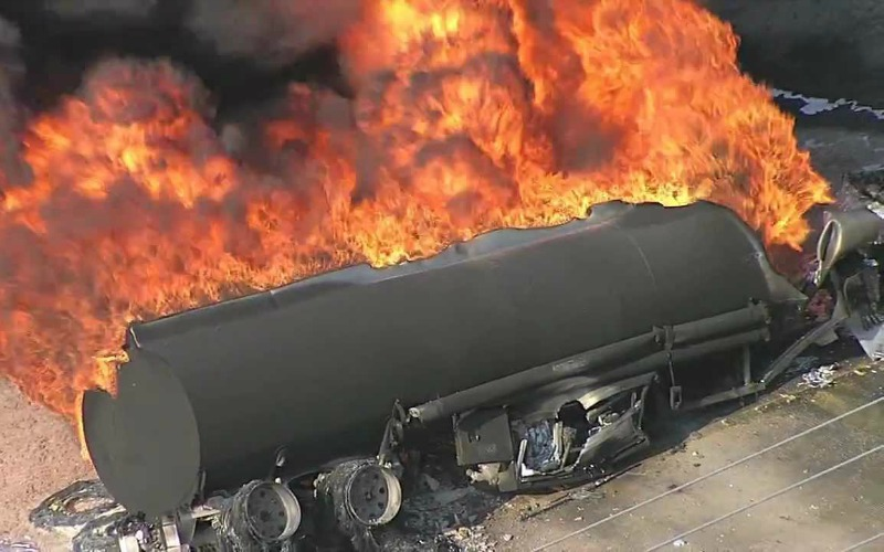 Tanzania fuel tanker blast: At least 57 killed