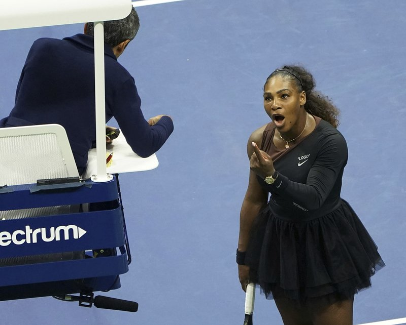 Newspaper reprints 'racist' cartoon of Serena Williams