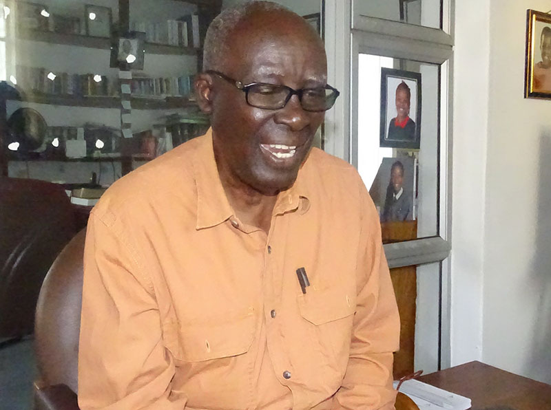 Ex-cabinet minister Sipepa Nkomo quits politics after 58-year run; 14 of them in prison
