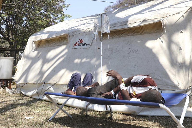 Bulawayo free from cholera as 16 cleared of the disease