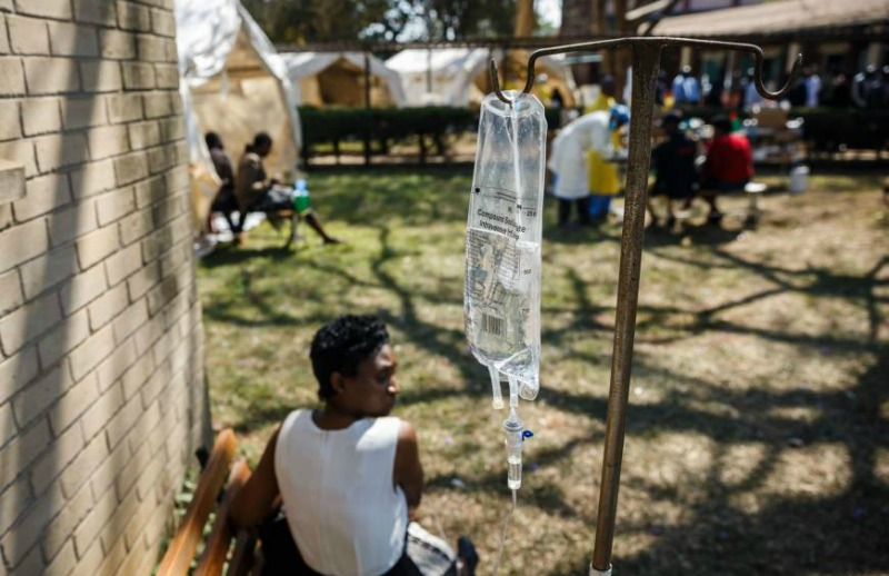 Zambia concerned over cholera outbreak in Zimbabwe