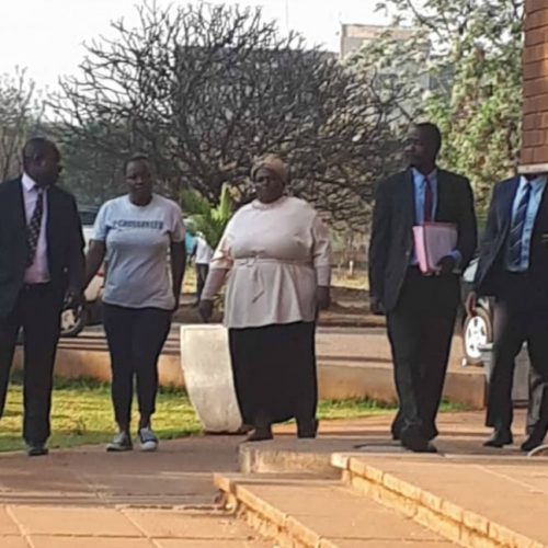 State to abandon Grace Mugabe sister's fraud trial