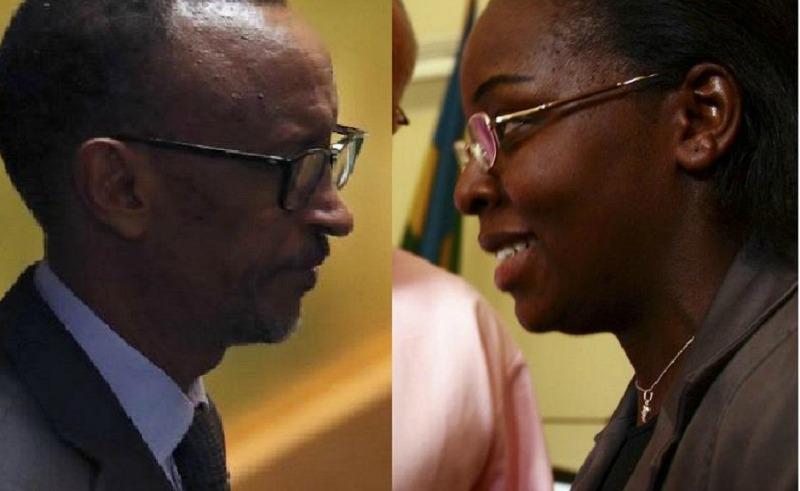 Rwanda pardons Kagame's female opponent jailed in 2013