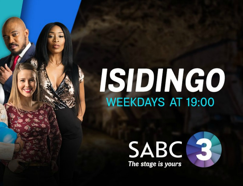 Isidingo distances itself from talent agent's racist slurs