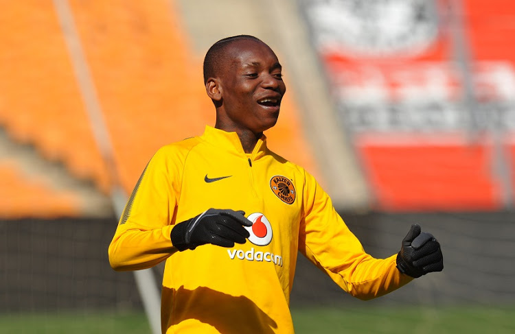 Warriors star Billiat says happy at Kaizer Chiefs