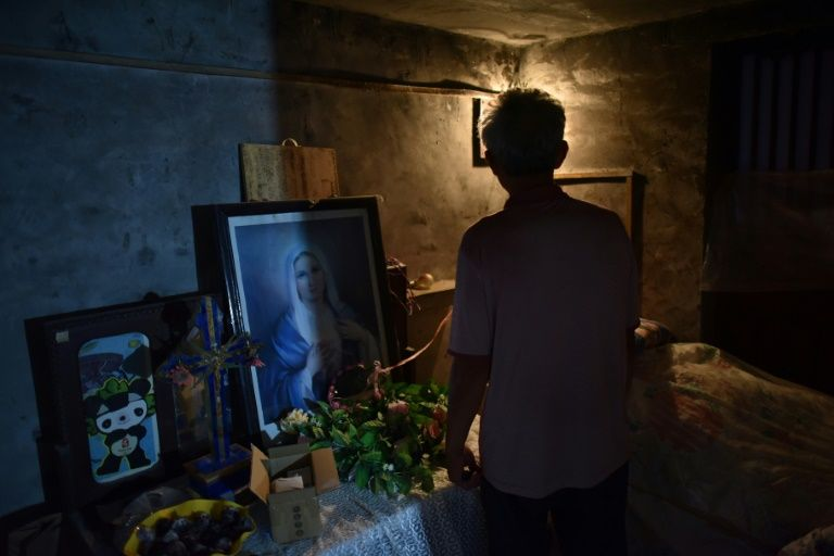 'Nowhere to worship': Crackdown bedevils China's Catholics