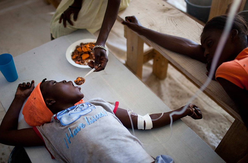 Cholera toll rises to 54 – says health minister
