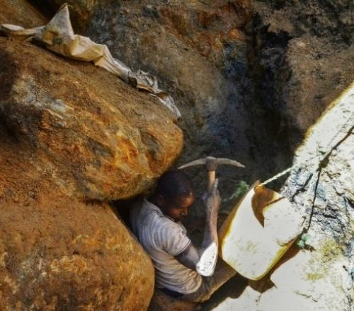 Ruby rush brings 'hell', not riches, to Mozambique village