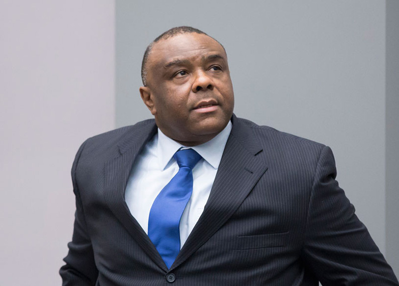 ICC sentences ex-Congo VP to 1 year for witness tampering