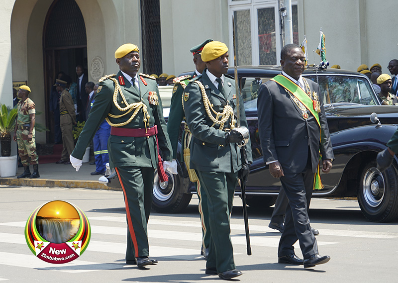 PICTURES: President Mnangagwa's SONA and Parly opening