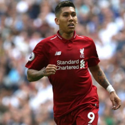 Liverpool's Firmino stoppage time goal sinks Paris St-Germain