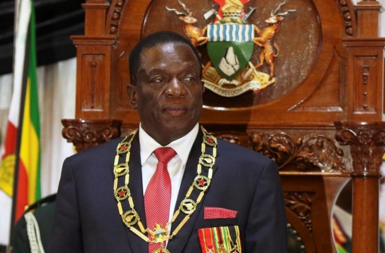 ED hints on second term but vows will not cling on beyond two terms