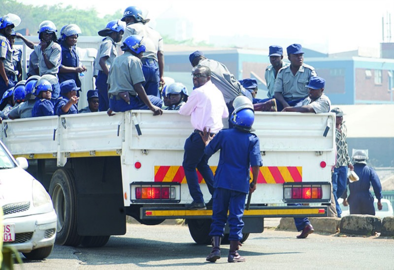 Media rights lobby slams police harassment on journalists