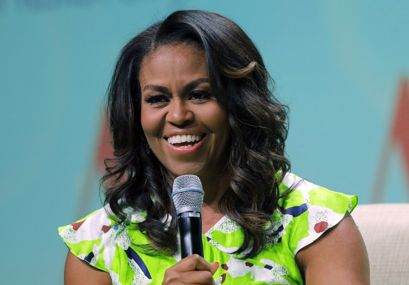 Rock On: Michelle Obama book tour is reaching high