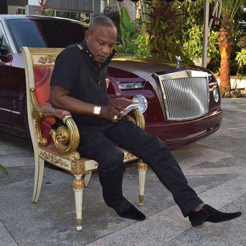 Zambia orders arrest of DRC rhumba star Koffi Olomide