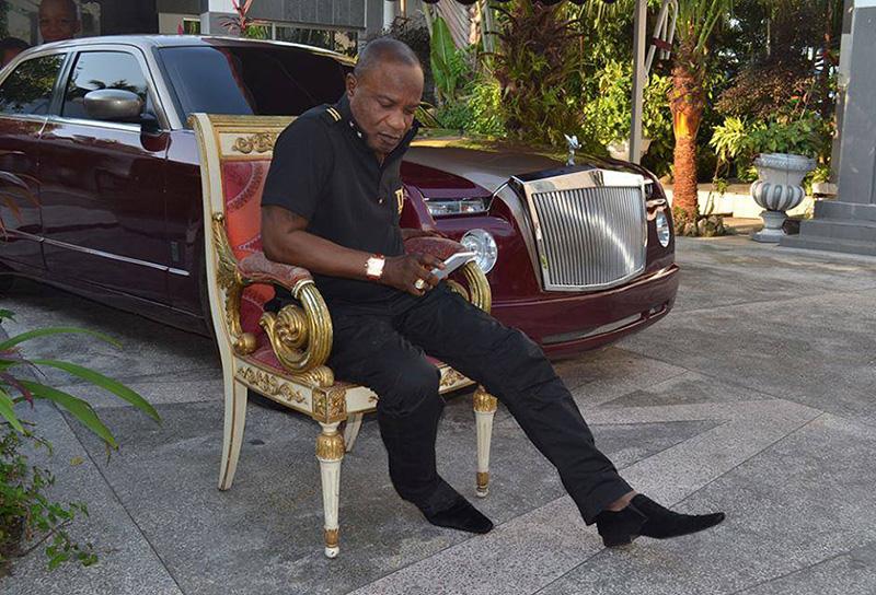 Koffi Olomide faces seven-year jail term over Paris sex assault