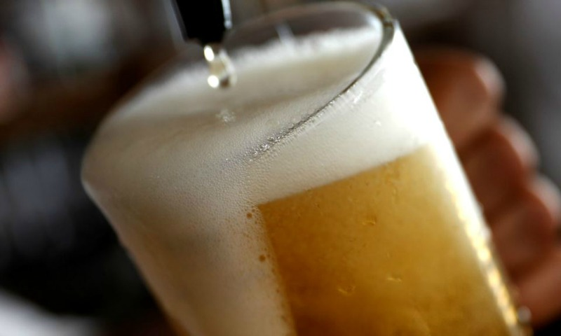 Beer prices go up again