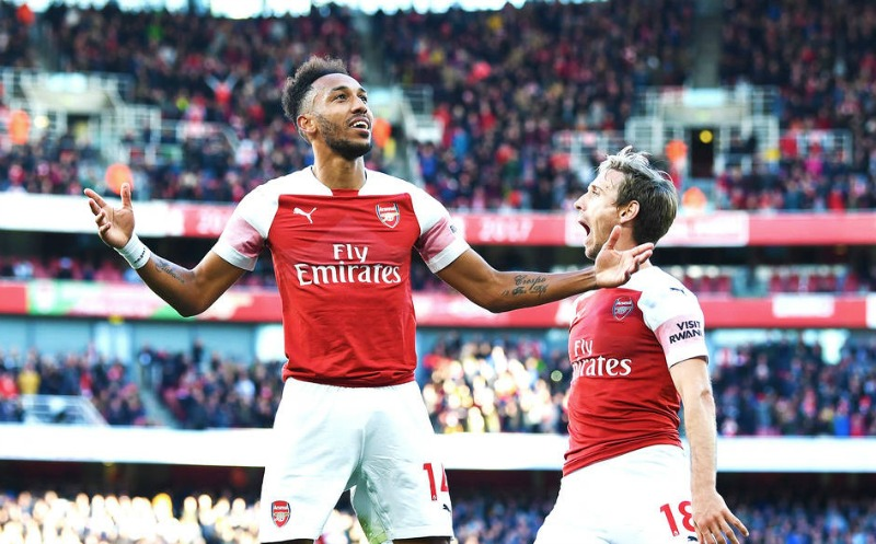 Arsenal beat Everton 2-0, Hammers and Blues scoreless in 0-0 draw
