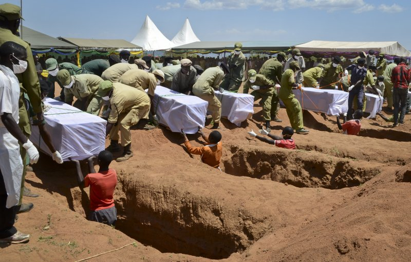 Tanzania investigates ferry disaster which killed 225