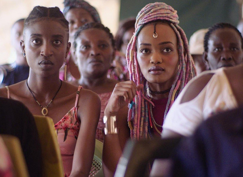 Kenya's gay community revels in screening of lesbian love story, 'Rafiki'