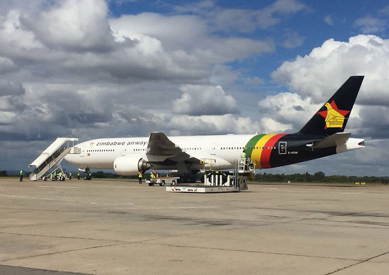 Air Zimbabwe to take over 'Mugabe airline' planes – says Minister