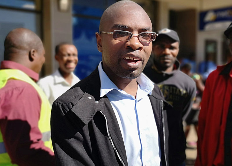 ZCTU's Peter Mutasa dismisses ED as a Mugabe extension