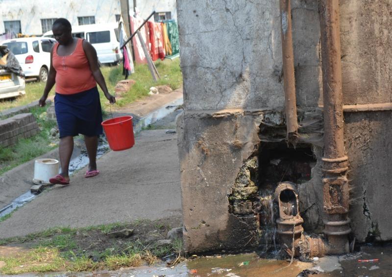 Matapi Flats residents cry foul over Mnangagwa 'false' promises