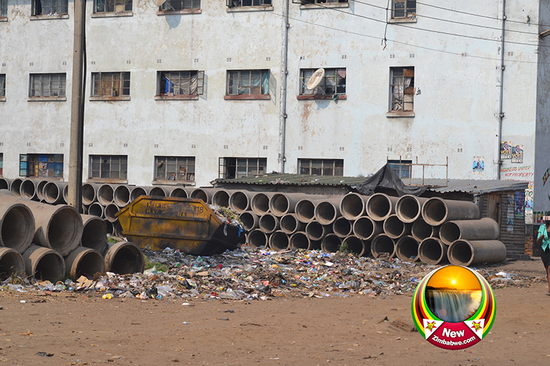 CRY Beloved Country: Mbare's Matapi Flats in PICTURES