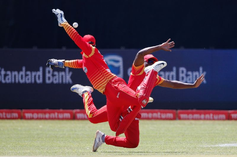 Zimbabwe looking to salvage season with Pakistan tour