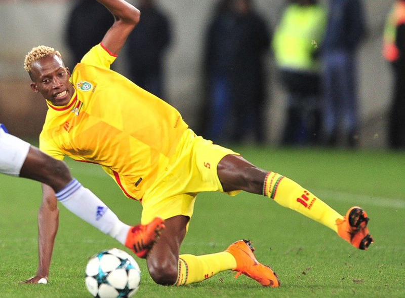 Lunga says Zimbabwe duo have helped him settle in South Africa
