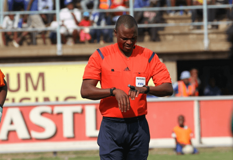 AFCON 2019 Qualifier: Zimbabwe Ref To Handle Ghana-Sierra Leone Clash