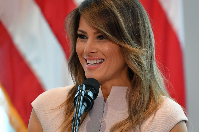 Melania Trump carves solo path in Africa visit; off to Kenya, Malawi