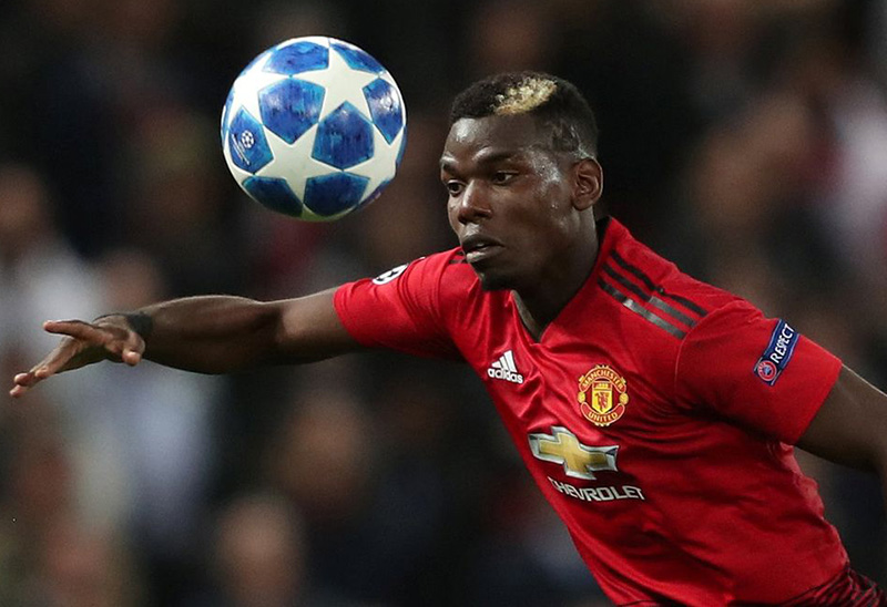 Pogba double helps keep Solskjaer perfect as United boss