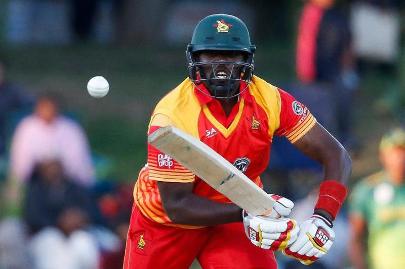 South Africa crush Zimbabwe to seal ODI series