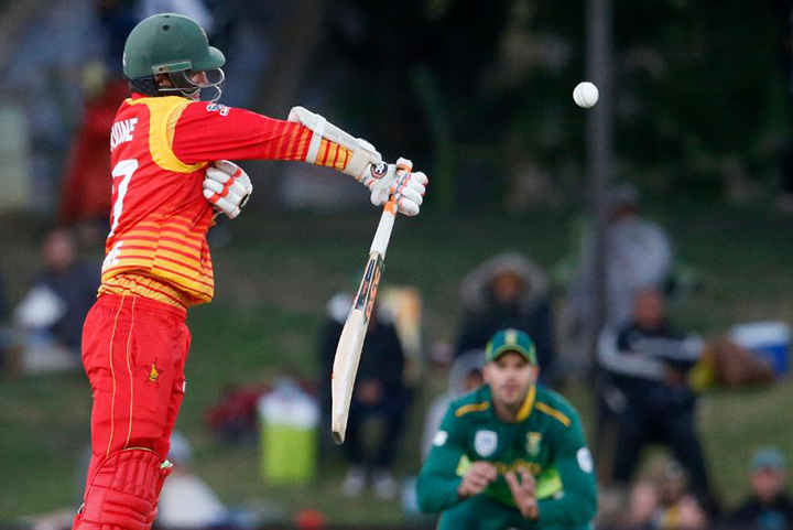 Rain forces washout of final South Africa and Zimbabwe T20I