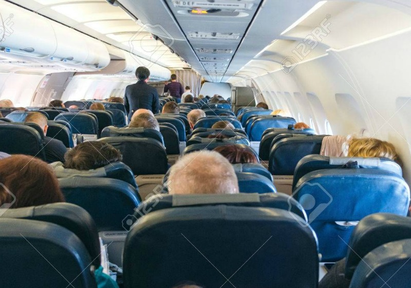Sleeping passengers 'robbed' in mid-air on SAA flight