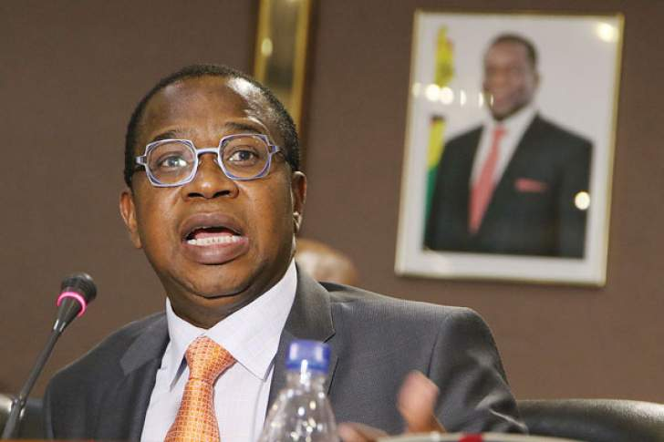 Renewed confidence to see Zimbabwe's economy in strong growth: Finance Minister
