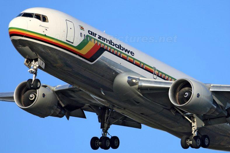 Air Zimbabwe resumes SA flight after settling debt