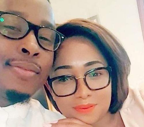 Olinda and Tytan welcome new born baby