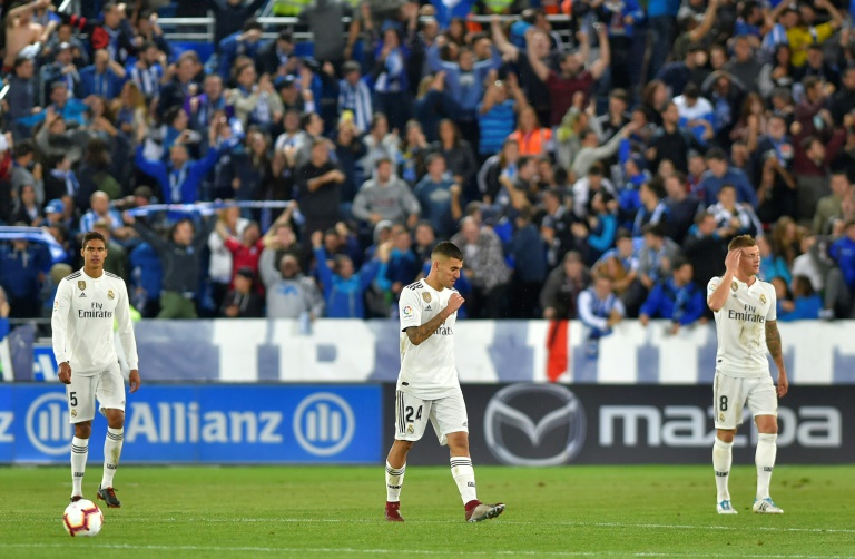 Coach dismisses uncertain future after Madrid hit 33-year drought