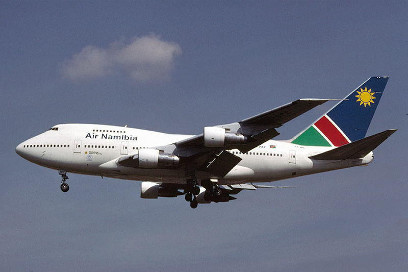 Air Namibia resumes Zimbabwe flights; service briefly stopped after seizure of plane