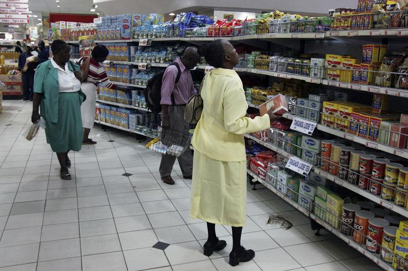 Zim retailers scale down product orders due to price uncertainties