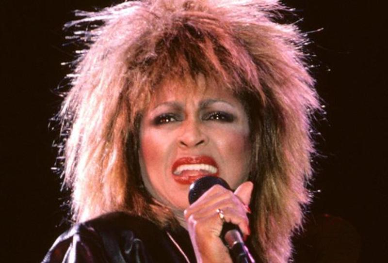 Tina Turner reveals husband gave her kidney for transplant